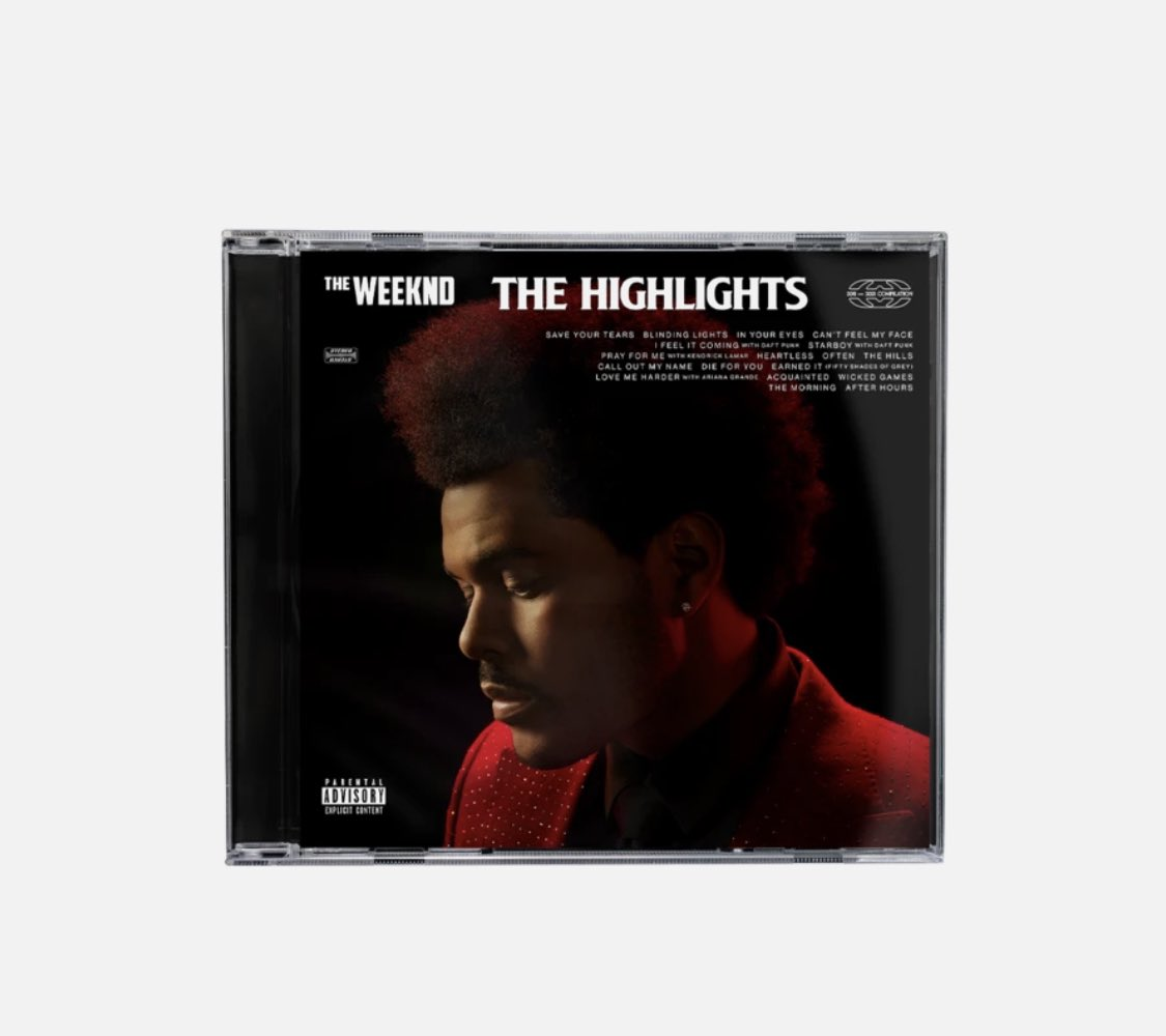 Grab your copy of The Highlights CD from  XO