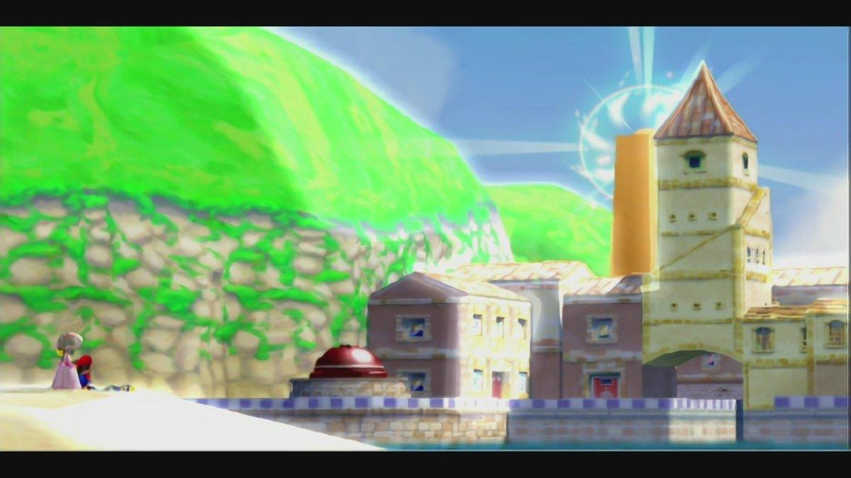 sale mario sunshine! menos tedioso que el 64 pero tiene sus, problemas  #SuperMario3DAllStars #NintendoSwitch