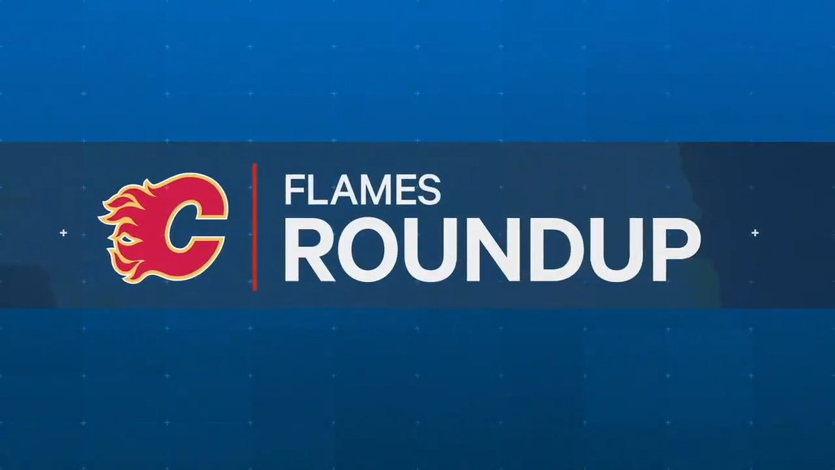 Can we get eight more games like what we saw Sunday???  Despite their first regulation loss, Calgary looked solid and went toe-to-toe with Toronto all day long. Our @Fan960Steinberg has all the details on the latest #Flames Roundup for @hibrightsider!