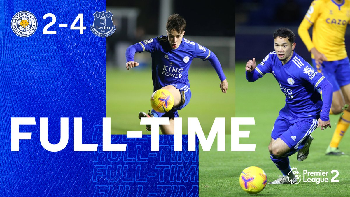 #lcfcu23s fall to a home defeat in #PL2.