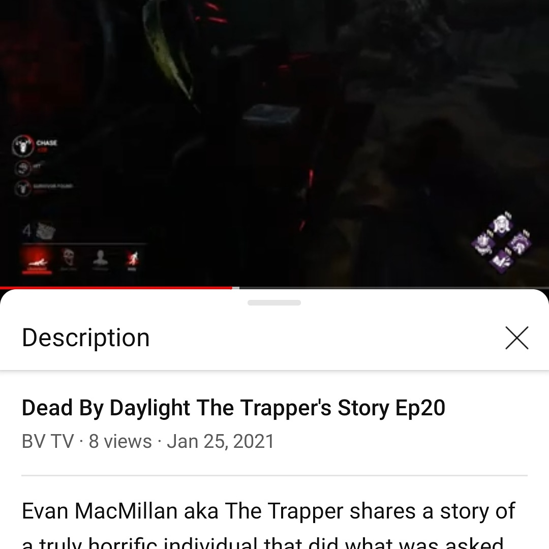 My new #DeadbyDaylight #lorevideo about #thetrapper #thetrapperdbd just droped click link to watch on #YouTube   #mondaythoughts #MondayVibes #MondayMood #MondayMotivation #MotivationMonday #deadbydaylightkiller #Dbd #dbdlore #dbdkiller #horror #gaming