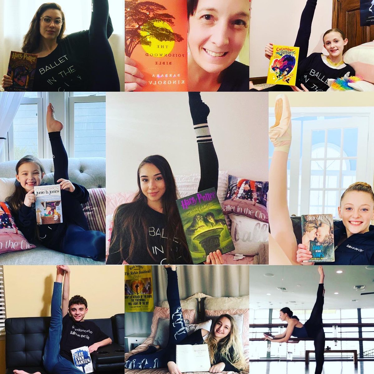 #MondayMotivation: Loved gathering Stewards of this organization throughout the US to share about @AllArtsTV @IsabellaABT #BallerinaBookClub, led by young artist @sofialutman1. 📚 #ballet #BookClub #Read  @bestigler