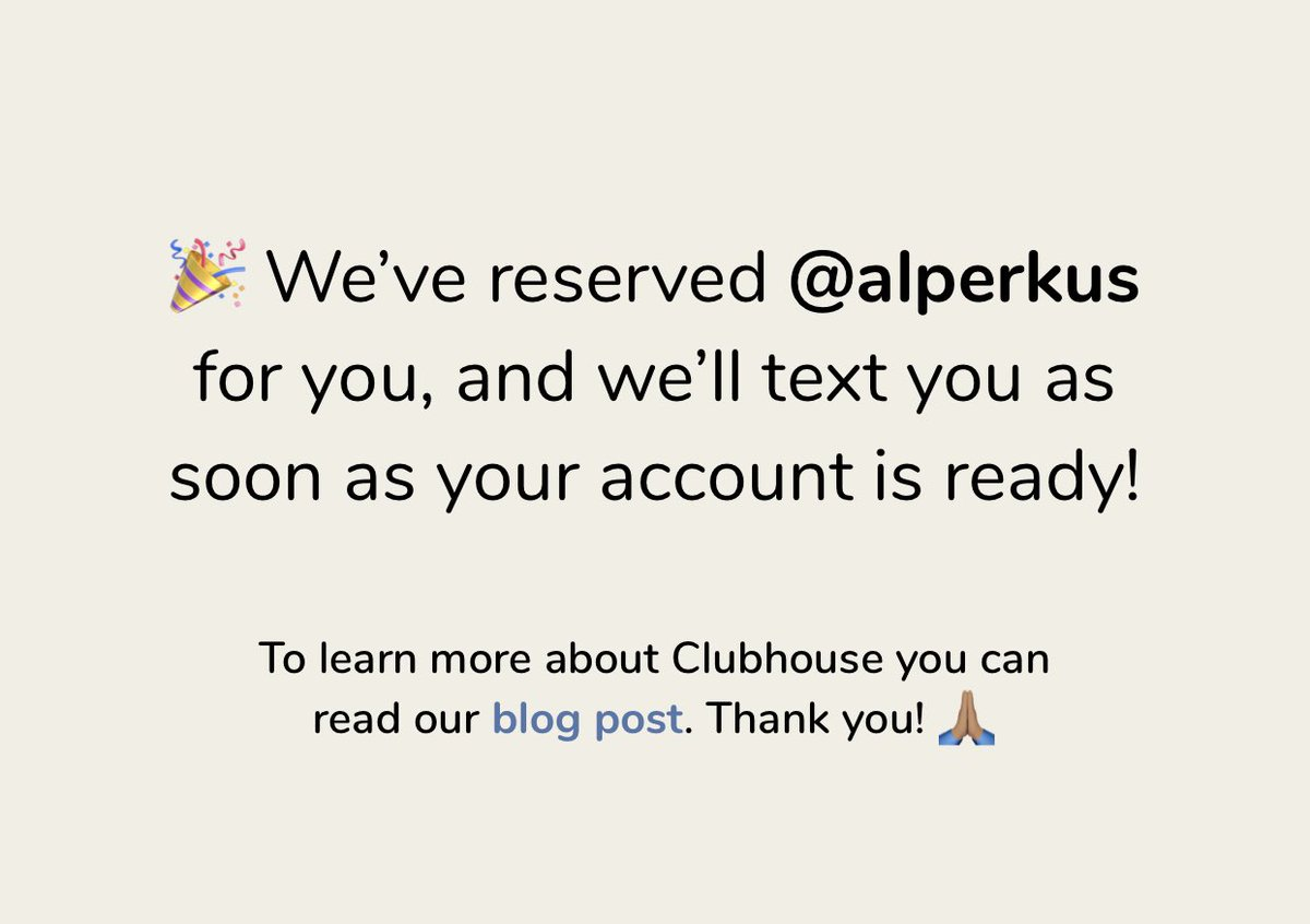 #ClubHouseApp i need an invite. Somebody help me?