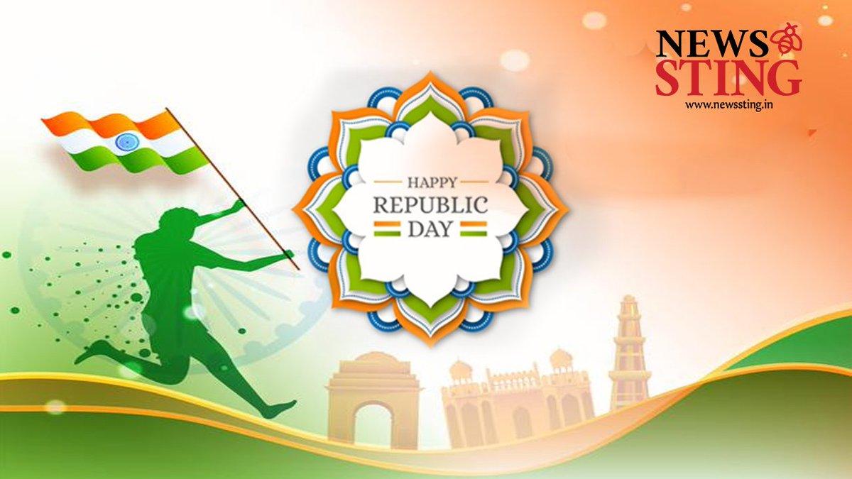 72వ గణతంత్ర దినోత్సవ శుభాకాంక్షలు #RepublicDayIndia #RepublicDay2021 #RepublicDay #72ndRepublicDay #HappyRepublicDay