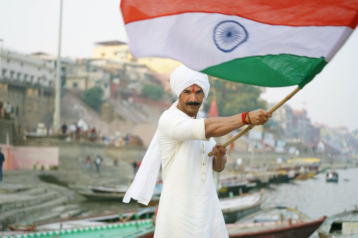 TANN MANN DHANN, se Badhkar JANN GANN MANN! The team of #SatyamevaJayate2 wishes everyone a Happy Republic Day!  See you in cinemas this EID on 14th May 2021