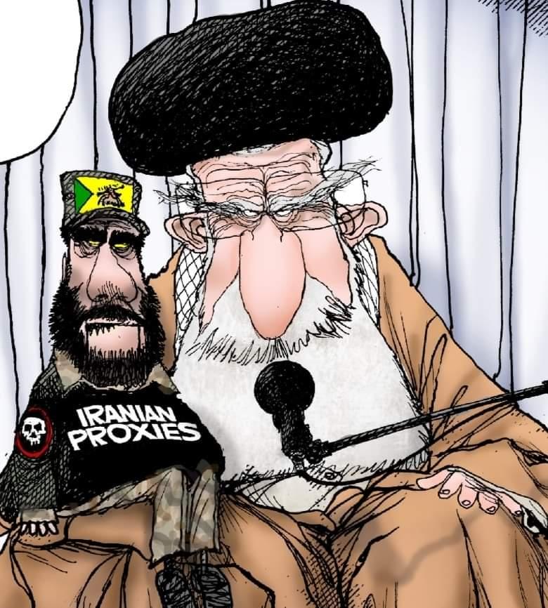 لا نصدق #ايران عندما تدعي انها تريد  فتح صفحة جديدة مع #السعودية! الحقيقة أن إيران لا تهتم فعلاً بفتح صفحة جديدة مع السعودية، لكنها تريد تغيير طريقة المواجهة فتنتقل من تحريك العملاء عسكرياً إلى تفعيلهم سياسياً وإعلامياً وهذا لا ينطبق على الآهوتيه إلإيرانية فقط بل هذه هي سياسة