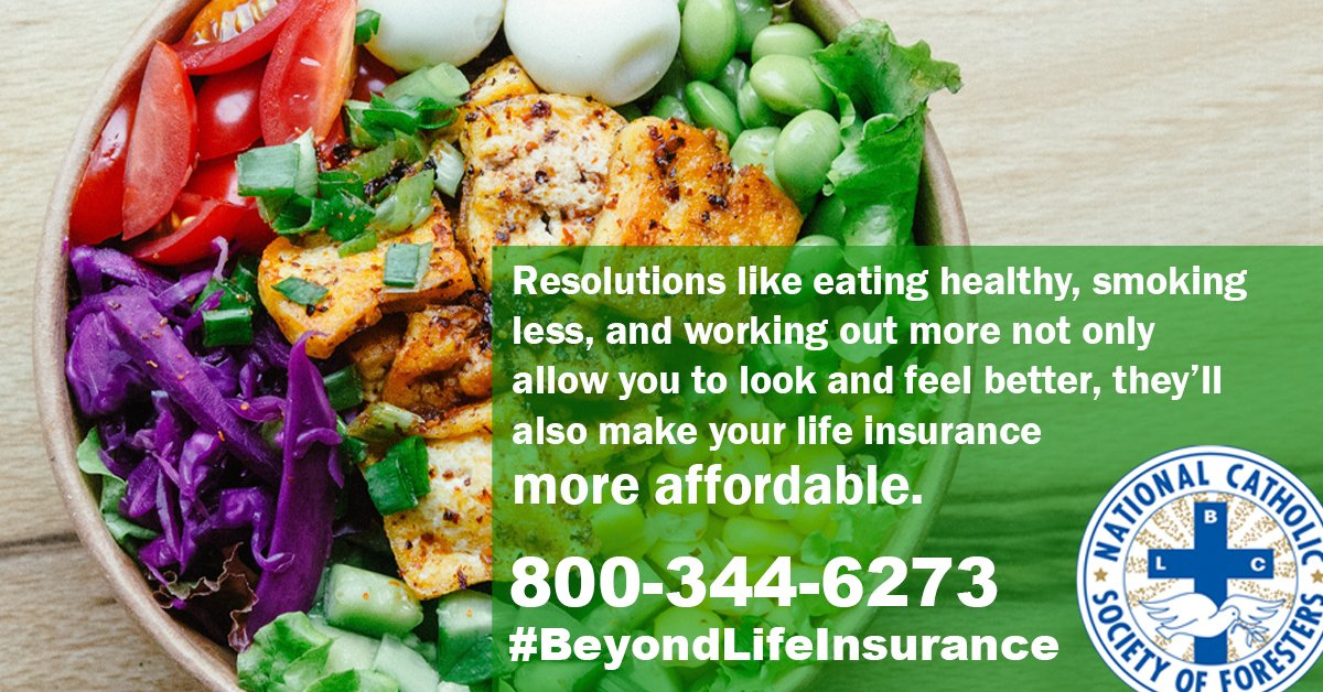 DID YOU KNOW? Life Insurance is connected to your health. #healthy #workout #smokefree #protect #NCSFlife #BeyondLifeInsurance