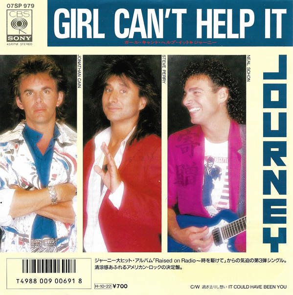 Which #song do you prefer?  #GirlCantHelpIt or #GirlsonFilm     #Journey #DuranDuran   It's all about #GIRLS today  #Retweet Please. Thank You  #RocknRoll #QuestionOfTheDay #TuesdayVibes