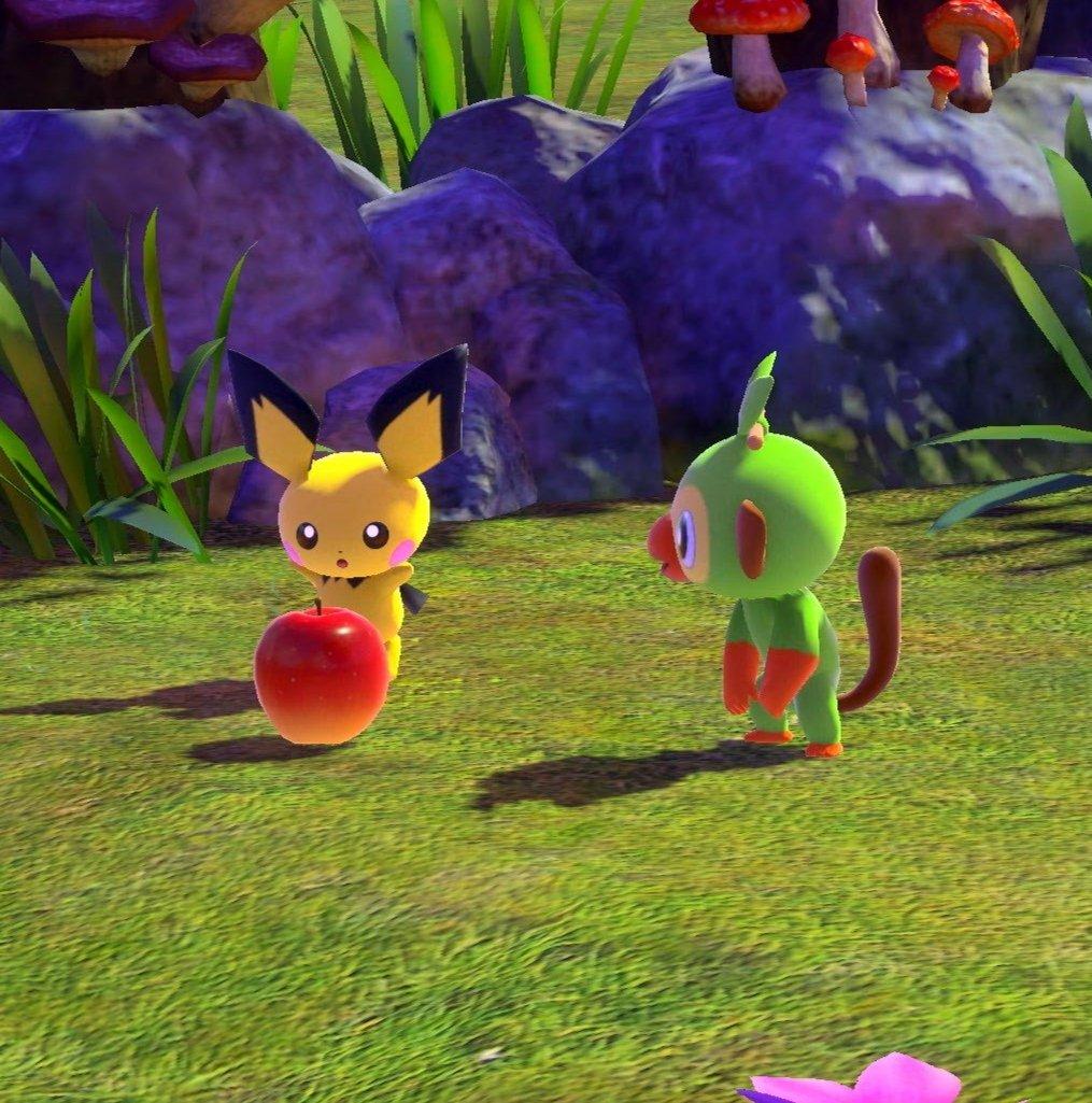 #pokemonsnap screenshot