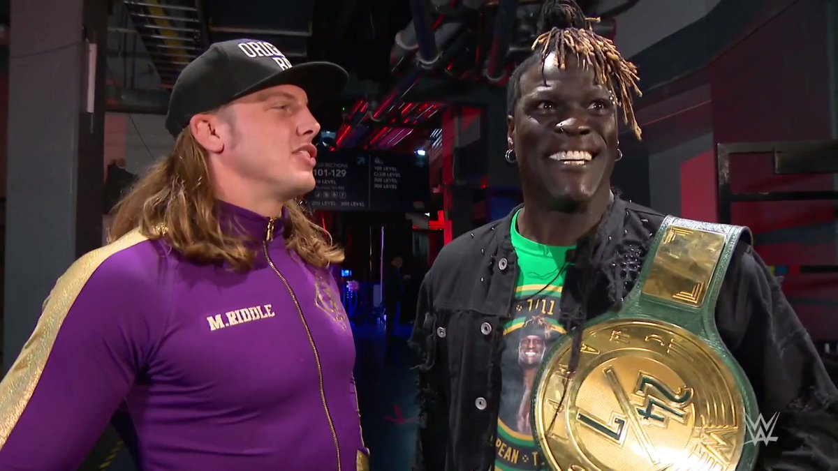 Name this Duo. #WWERaw