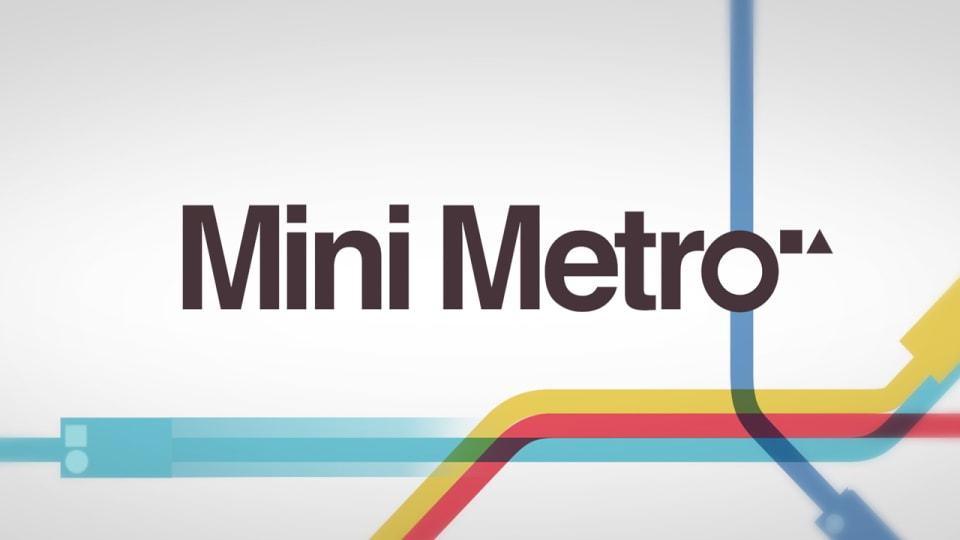 Videojuego: 'Mini Metro' (2015) - iOS, Android, Switch, PlayStation 🎮  Menos de 100 pesos, horas de diversión minimalista 🤭 Reglas simples pero con retos complejos, por lo que empiezas echad@ en tu sillón y terminas sintiéndote la/el mejor planificador urbano 😅#MiniMetro https://t.co/LYYOSYdED2