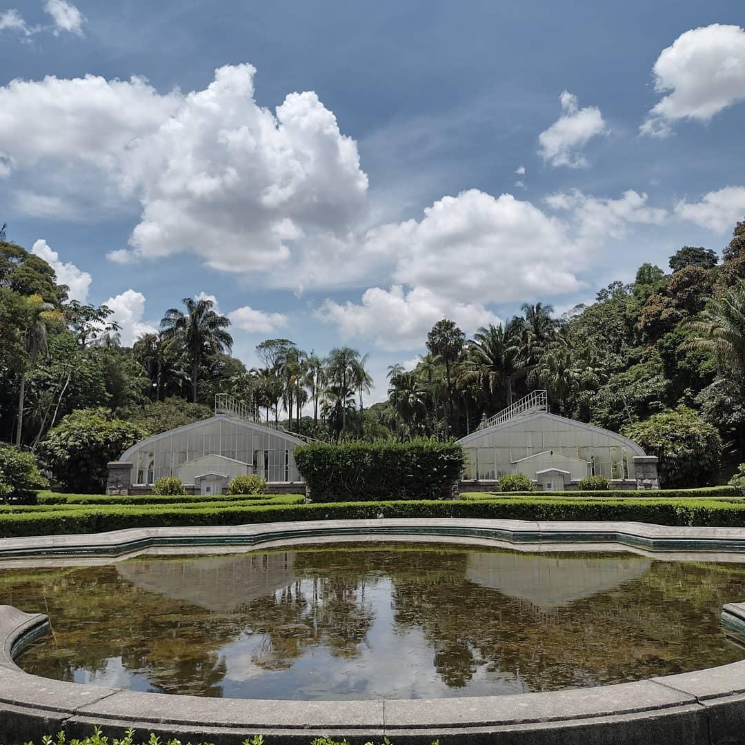 Parabéns Essepê #SP467Anos -Jardim Botânico de SP
