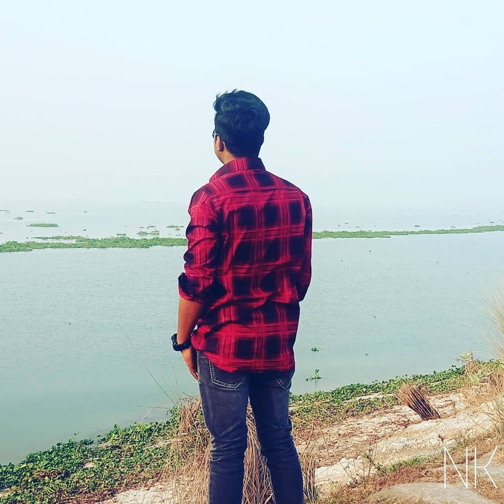 The mind repeatedly wants to get lost in this beauty of the river  #mdnasirkhan_nk #follow4followback  #followme  #followforfollowback  #followers  #beautiful  #naturelovers