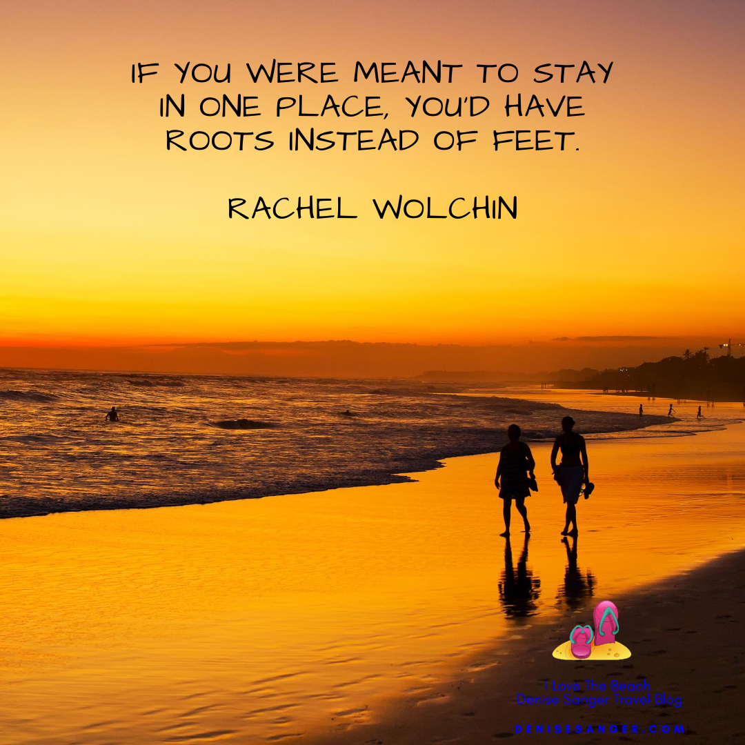 Hope you had an amazing day! <3 Denise #beach #travel #beachlovers #travelblogger