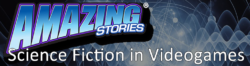 For anyone with a a love of #science fiction and videogames, check out my posts over at Amazing Stories   @Amazingstories0