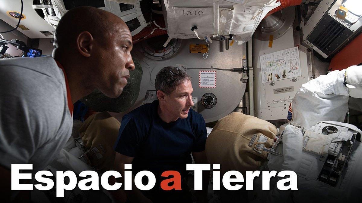 Ya están en marcha los preparativos para las próximas caminatas espaciales, que se enfocarán en terminar de instalar una plataforma científica europea y completar actualizaciones a largo plazo de baterías. #EspacioATierra