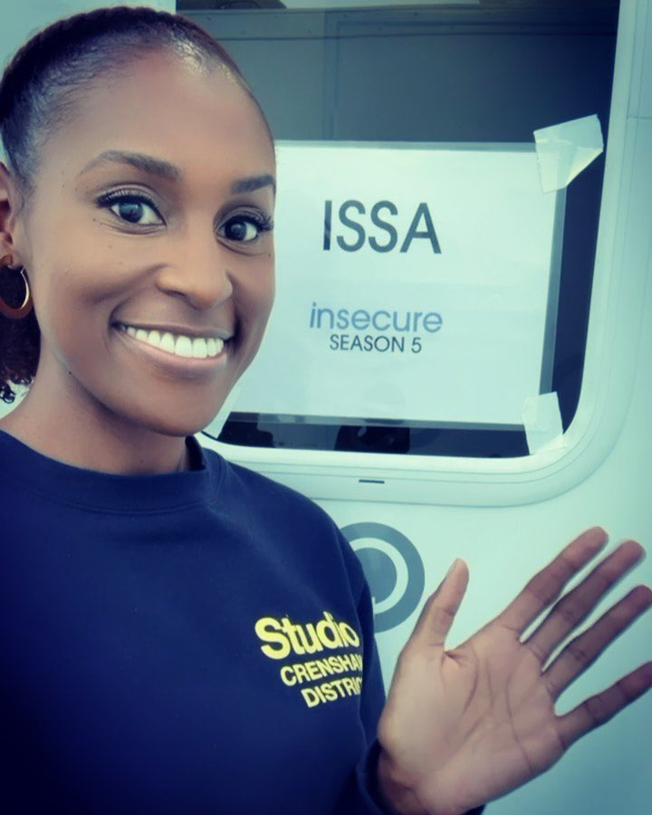 And we back! #InsecureHBO