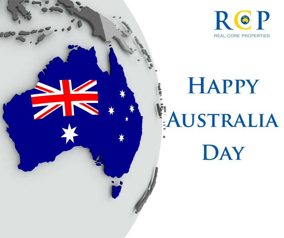 Happy Australia Day. #rcp #realcoreproperties # Australiaday #australia #facebook #love #happy https://t.co/dHjIDjUee9