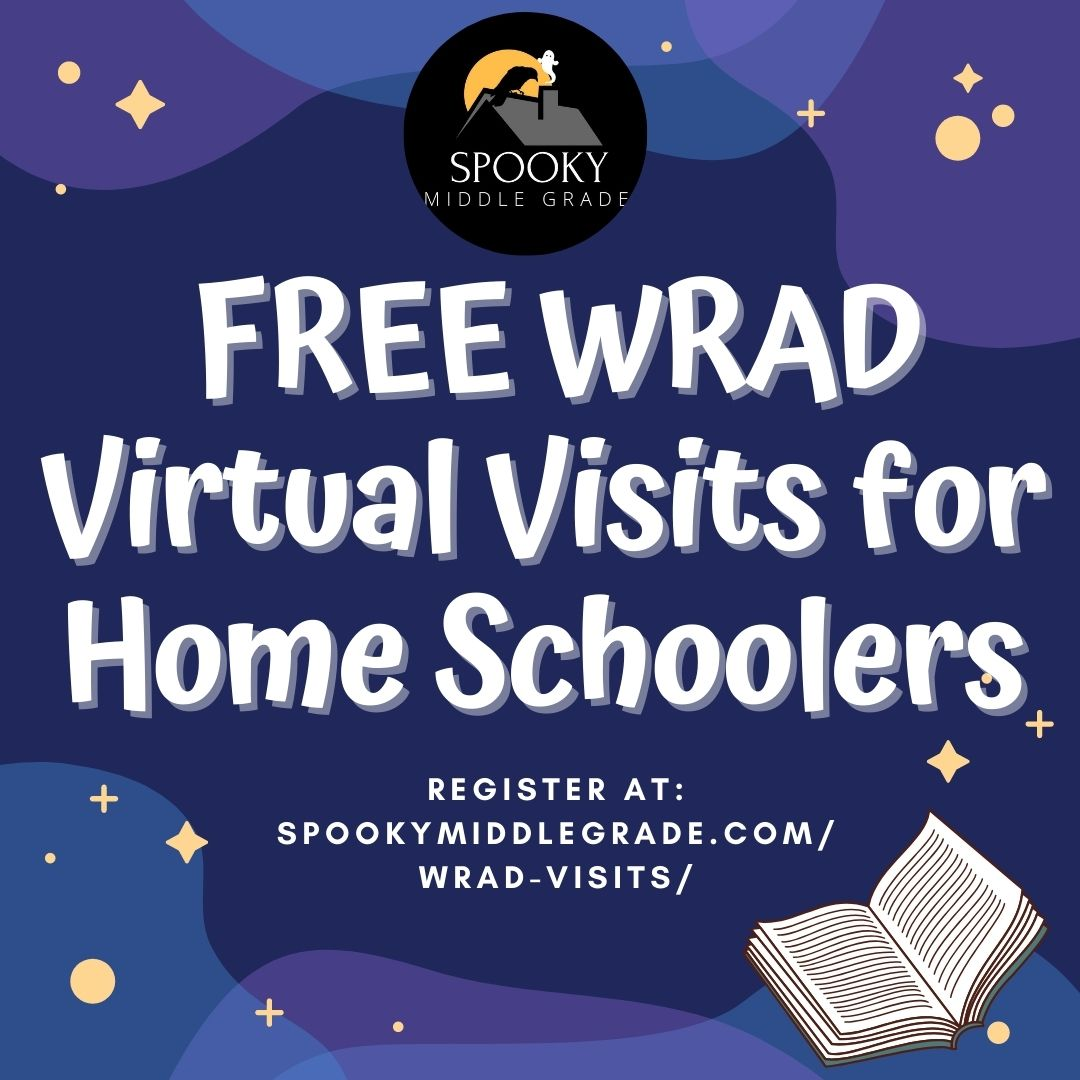 #parents For #WorldReadAloudDay our authors are doing 2 FREE virtual visits for your #homeschooling kids! Signup here: bit.ly/2MlYZUQ #homeschool #homeschoolhub #mg