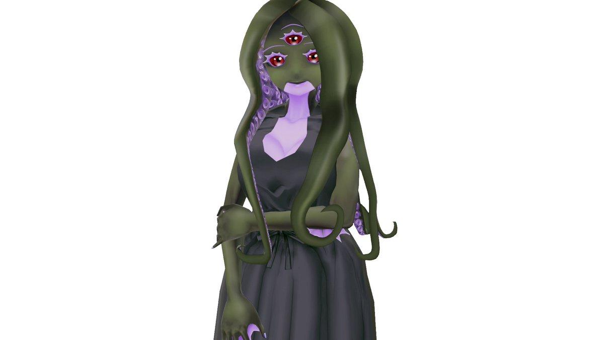 @Norisaur @shuatlas Hi, i'm Ruika, an alien happy to be helping to bring about the #VtuberUprising