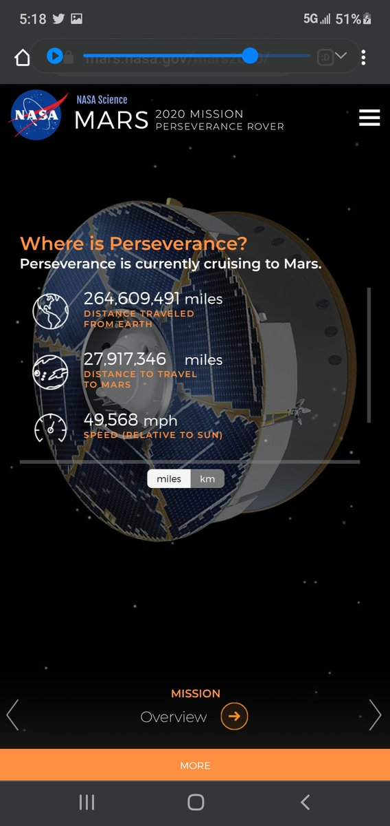 27,000 miles to #Mars  #countdowntomars  #MarsHour #SpaceHour