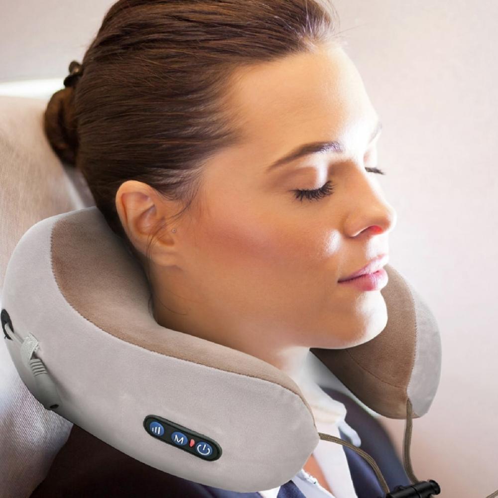 Massage U-Shaped Pillow #haircut #makeup