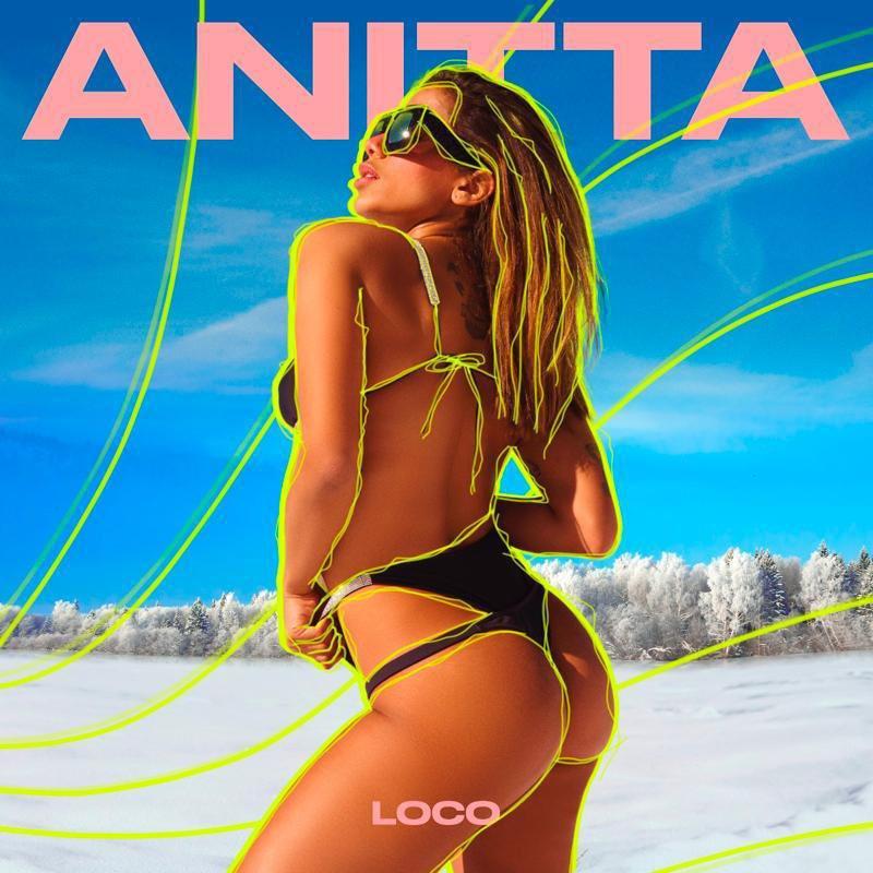 Anitta Loco Single