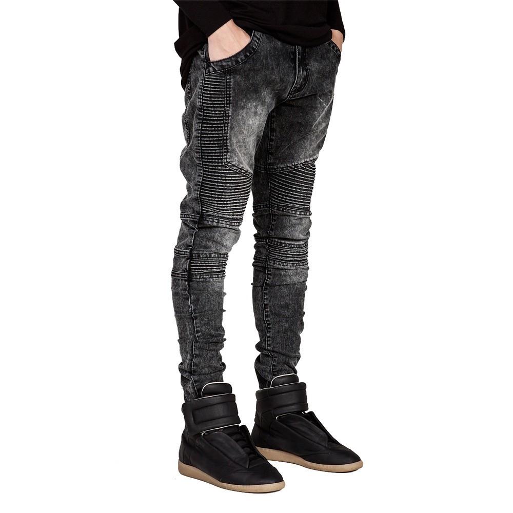 #likeback #instagram #instacool #webstagram #followher #likesforlikes #jewelry Men's Slim Fit Black Jeans