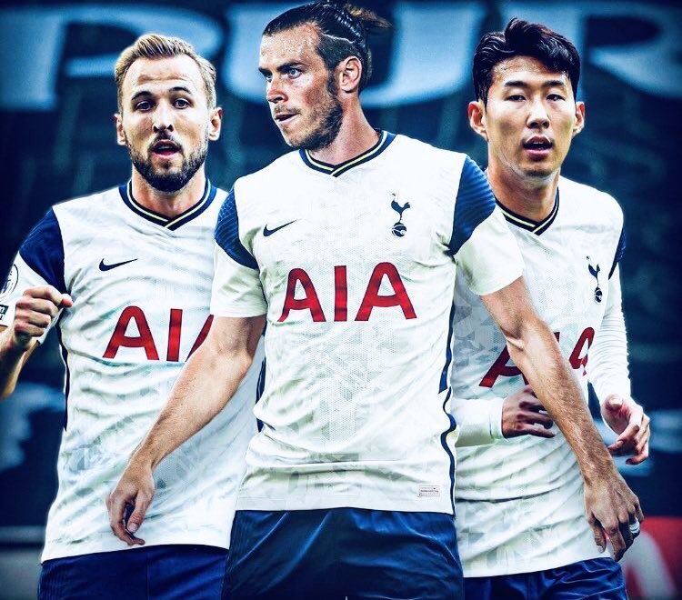 I want this front-three on thursday please @SpursOfficial #COYS 💜