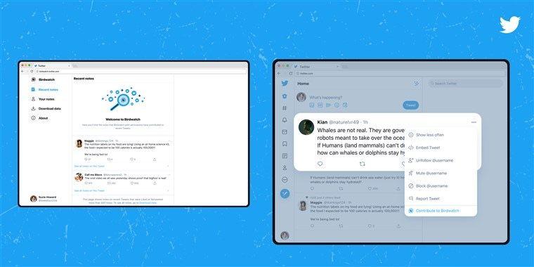 #Twitter launches 'Birdwatch,' a forum to combat misinformation  #fakenews #birdwatch