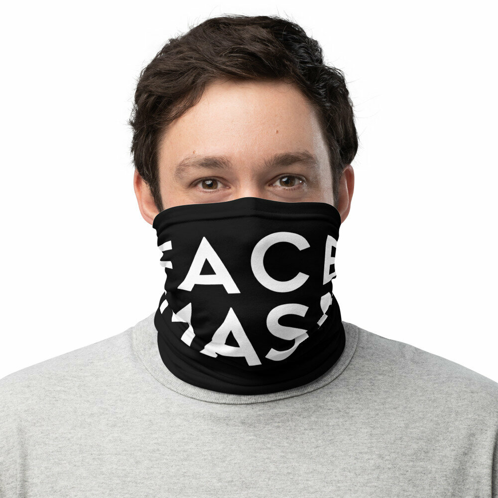 #fun Fake Face Mask  Wear your face mask (or none) under this and look a lot cooler.  #facemask #fake #cool #design