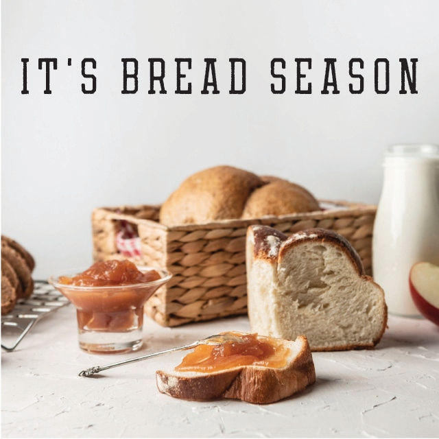 Soups and stews are everywhere and that makes it.....BREAD SEASON!  Don't resist, just order a fresh loaf from our marketplace and schedule a time to grab it!   #mississauga #foodsauaga #gta #freshfood #bread #stayhomestaysafe #familytime #foodie #freshness #soup #stew