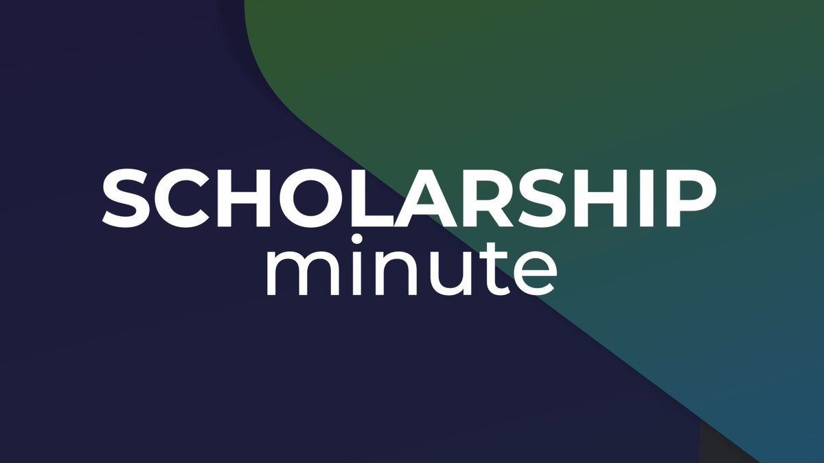 Seniors, are scholarships part of your New Year's resolutions?  Find more scholarships with ScholarshipQuest:  #ScholarshipMinute #Scholarship #HighSchool
