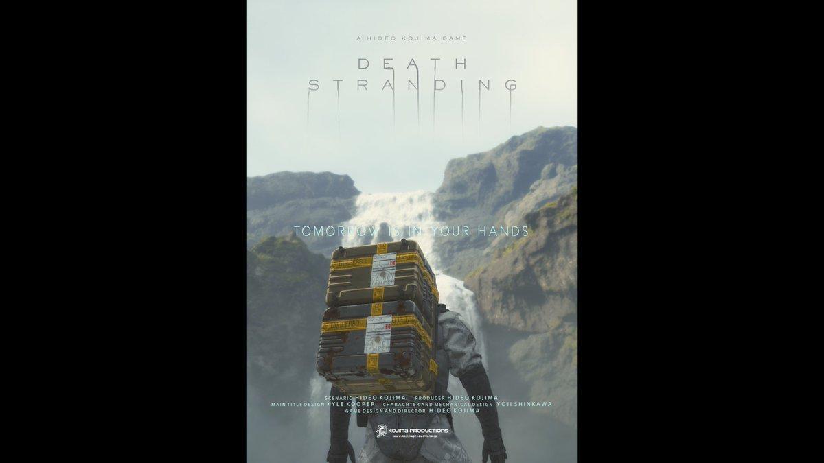Begin! #TheCaptureCollective #Gamergram #VP #VGPUnite #DeathStranding #PS4share