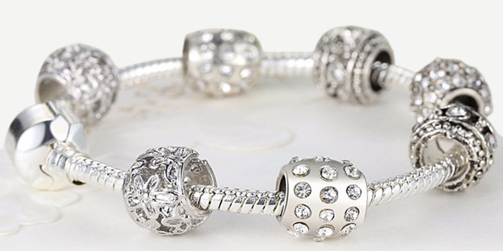 Simple Charm Bracelet Chain With Crystal Beads  On Sale Now Price: $10.99 + Get FREE Shipping! #onsalenow #bodychains #fashion #summer #happiness #beauty #instagram #style #cute #followme #bodychain #bellybutton #bellybuttonring #onsale