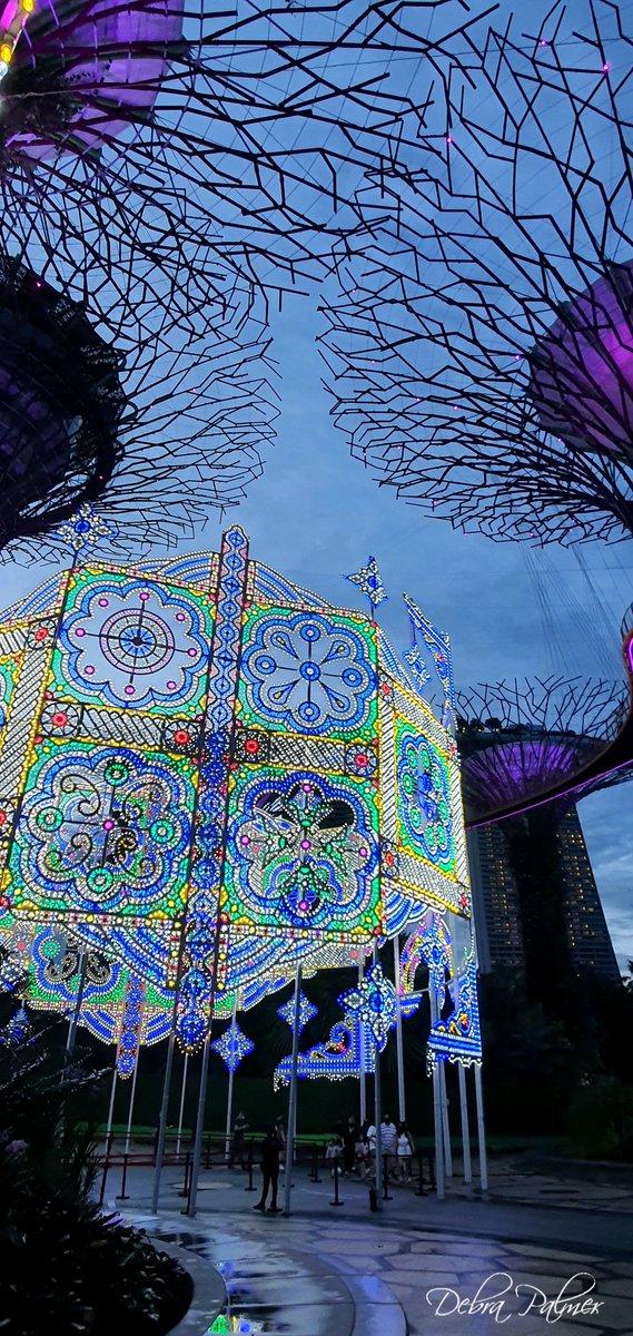 Walk Of Lights 2020 (Gardens by the Bay, Singapore) #gardensbythebay #walkoflights2020 #photography #makingmemories #familytime #kids #singapore