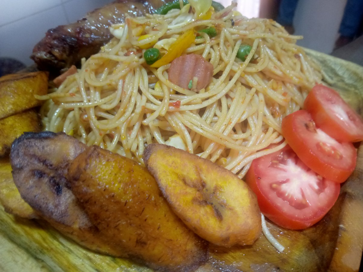 Spaghetti lovers ,... enjoy your day with it.. #100daysofwalking #ALDUBReflections #culinarycompetition #culturecurrency #culinary #chef #cheflife #Chefclub #chefdentreprise #chefpida #falz #1stAnvWaanjaiMewGulf #amala #AMessageToMyEx #0124_CYA_DAY #ALDUBStillShiningBright