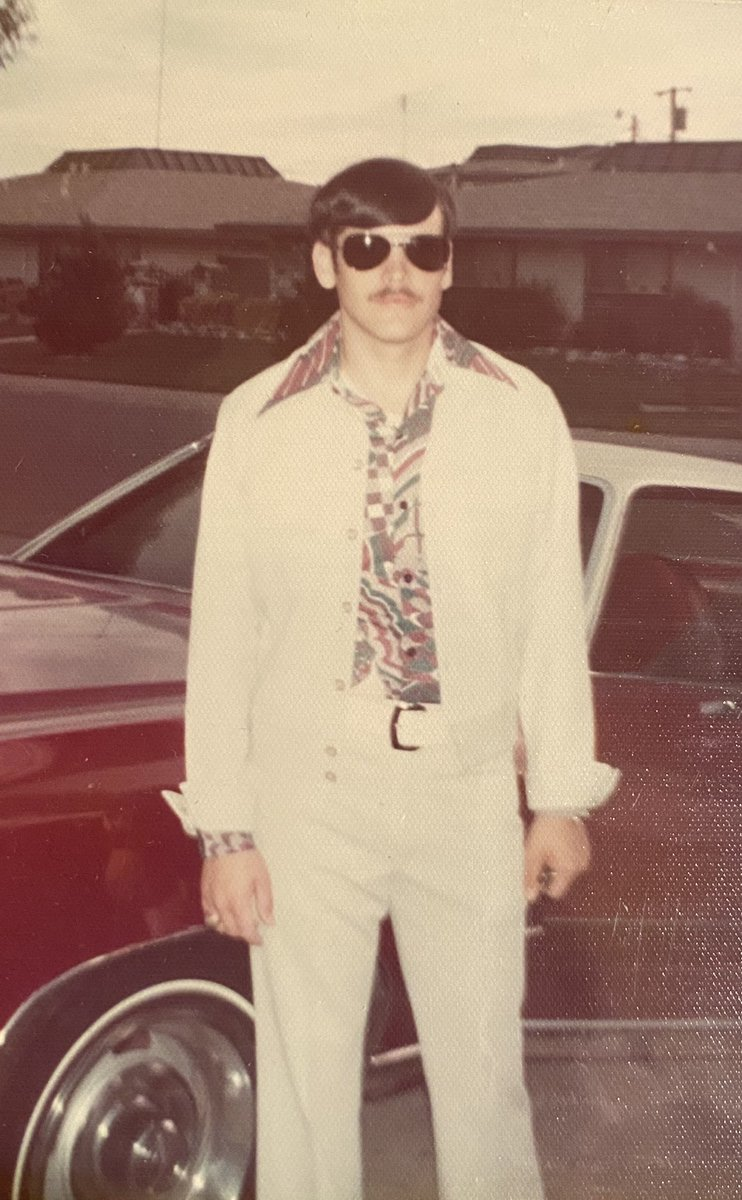 I'll never be as cool as my gramps and that haunts me. 😔 #mafia #cool #twitch