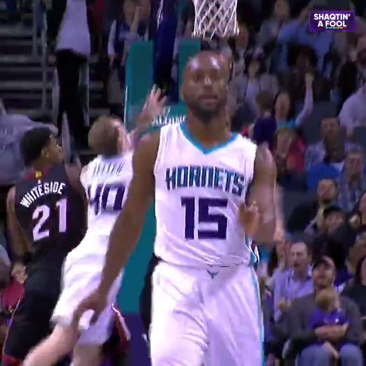 Join us in celebrating #10YearsOfShaqtin!  Never forget when Kemba shimmied his way into #Shaqtin🤣 @papajohns