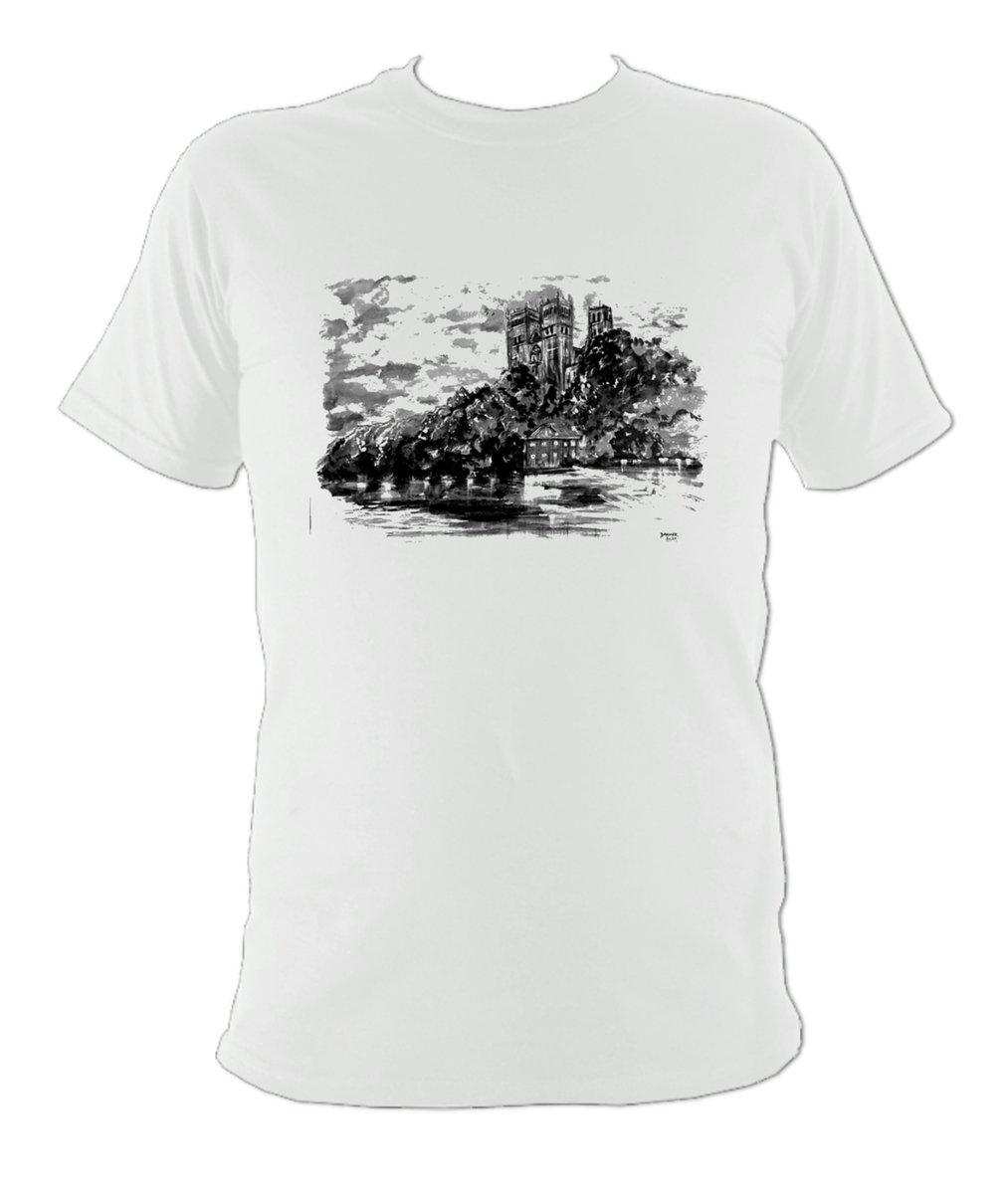 DMB Tee design 'I love Durham' Available from ArtsofDMB £15.00 + £1.94 std uk postage #tshirtdesign #tshirt  #tshirts #durhamcathedral #durham @durhamcathedral
