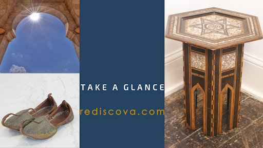 Recreate #warm # Moroccan evenings in your own #living room, Stunning #motherofpearl #vintage #table sets the scene Follow the link for more details & many more interesting pieces.