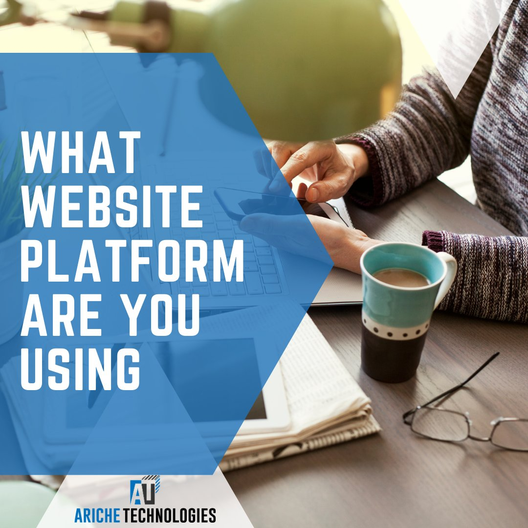 In the mood for a helpful quiz? Check out this quiz to help decide what platform you should use for your website. -   Once you decide, talk to us! We can help.  #SocialMedia #DigitalMarketing #Webdevelopment #WebsiteDesign