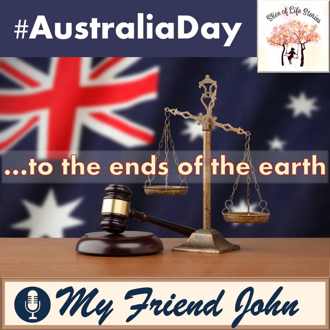 … to the ends of the #Earth with 🎙My #Friend #John #Australiaday  ▶ https://t.co/weNGVz58hf  #australia #friendship #bestfriends #bestfriend #earthfocus #goodfriends #friendsforlife #shortstories #shortstory #podcasters #storyteller #englishstory #storytolisten #storyboard https://t.co/bDwEEARP1C