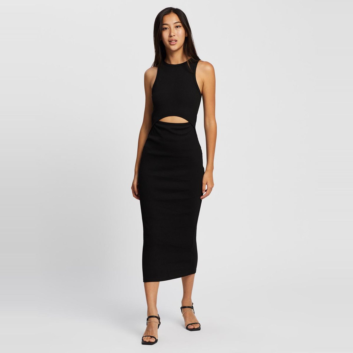 Calli - Nicole Tank Midi Dress - $129.95  #calli #dresses