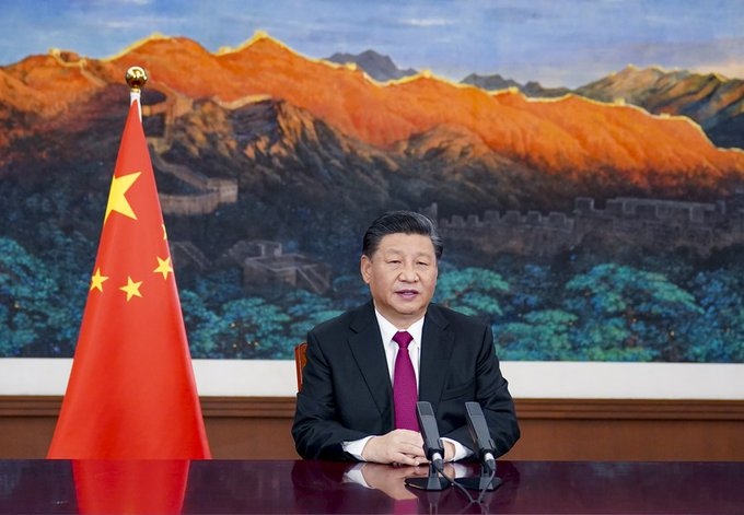 President Xi Jinping calls for multilateralism to light up way forward amid pandemic and world economic recession in his special address at the World Economic Forum (WEF) Virtual Event of the Davos Agenda. Click #XinhuaHeadlines story for more: