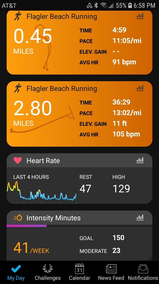 #garmin #beatyesterday #Yoelegicorrer #TKR #runnersknee #Travel #bionicknee What a difference a year makes!  La diferencia de 365 dias...