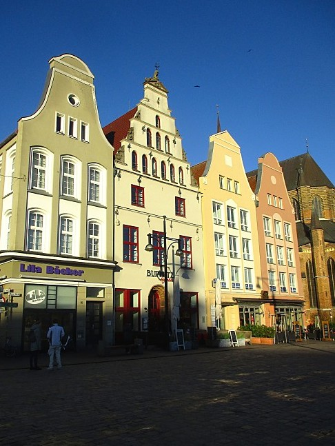 Photo Impressions Rostock on the Baltic Sea in Northern Germany  #Rostock #Travel #Germany #BalticSea #Photos .