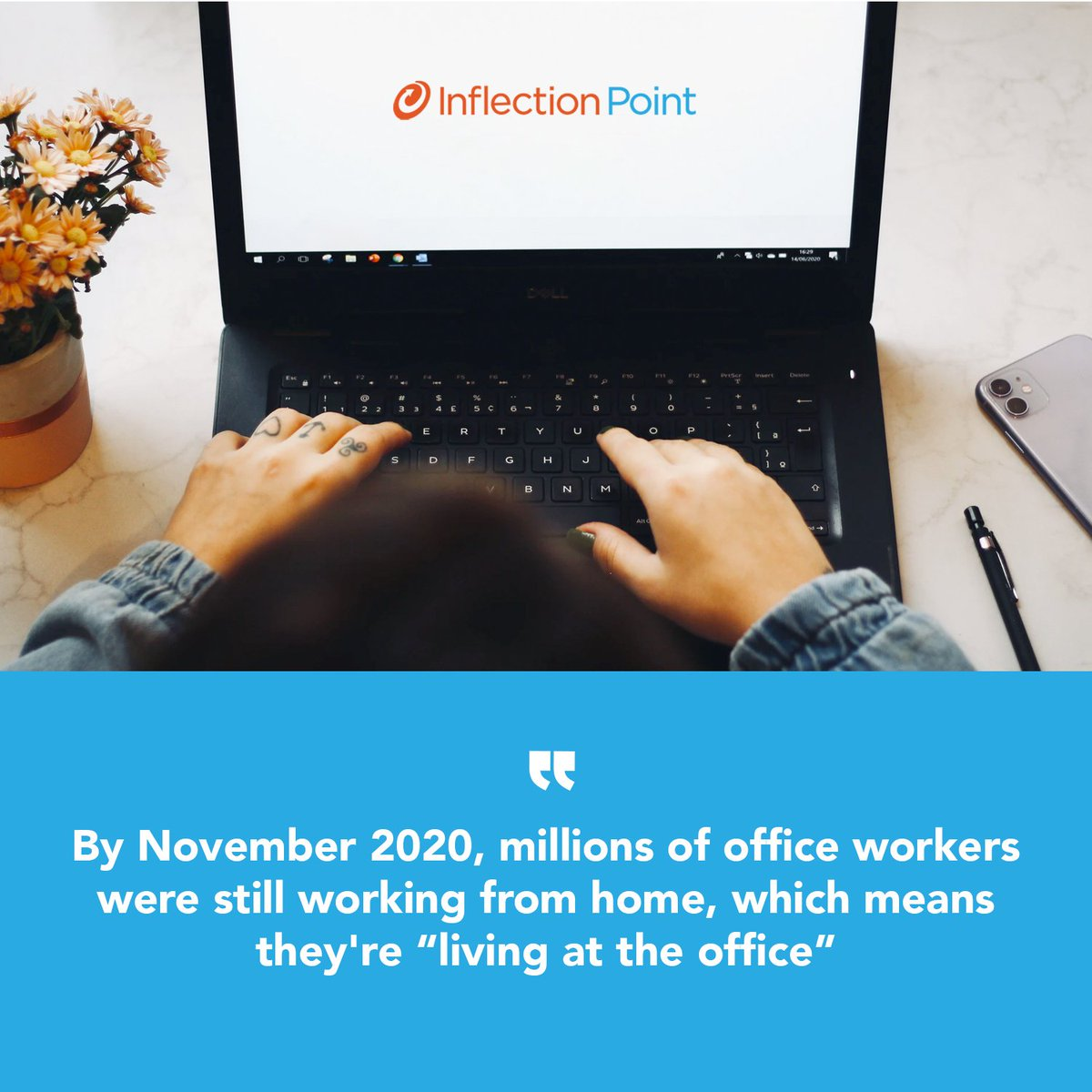 "The office as a place of work is not dead, but many organizations are rethinking the idea of a physical space for workers; for them, working from home has become ""living in the office"". What changes do you want to see in 2021 regarding #WFH? 🏡📎 #WeAreIPS https://t.co/zvYZGnWhH5"