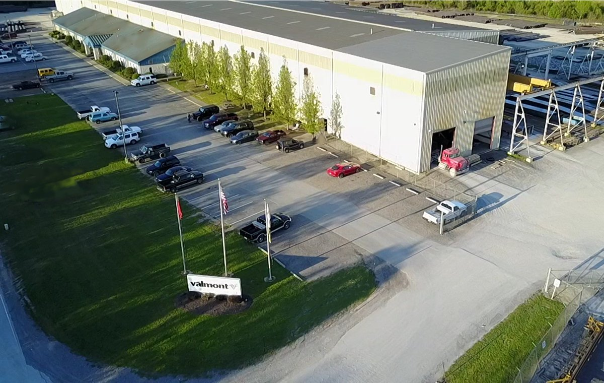 .@ValmontInd is investing more than $15 million to expand its Marion County operations.  The company will create 65 jobs at its Jasper facility, which supplies steel poles and structures nationwide. https://t.co/BRHp1K0cUi https://t.co/qcdvoeooWq