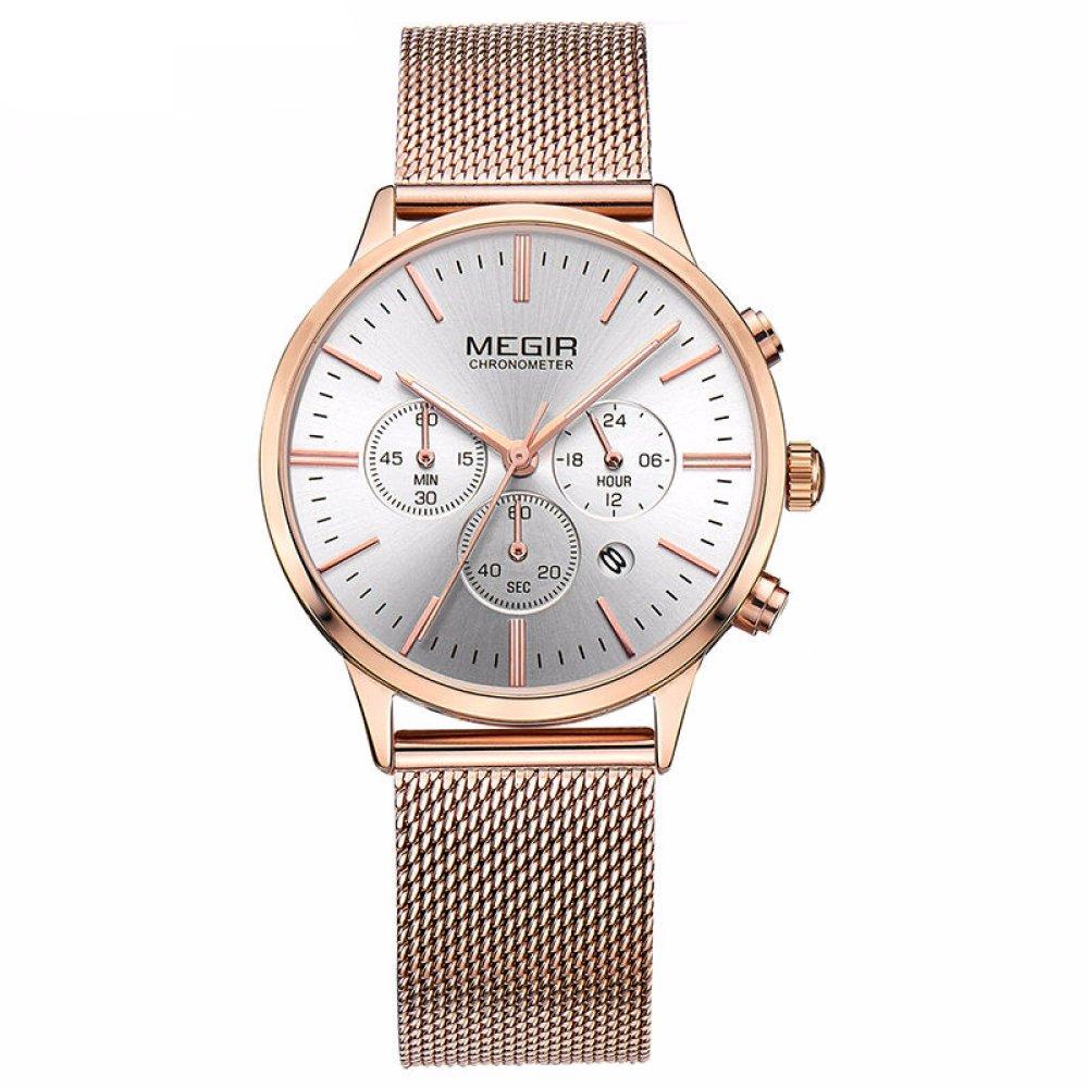 Women's Elegant Mesh Bracelet Watch #happy #igers #tagsforlikes